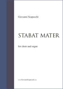Stabat Mater (2000) for choir and organ