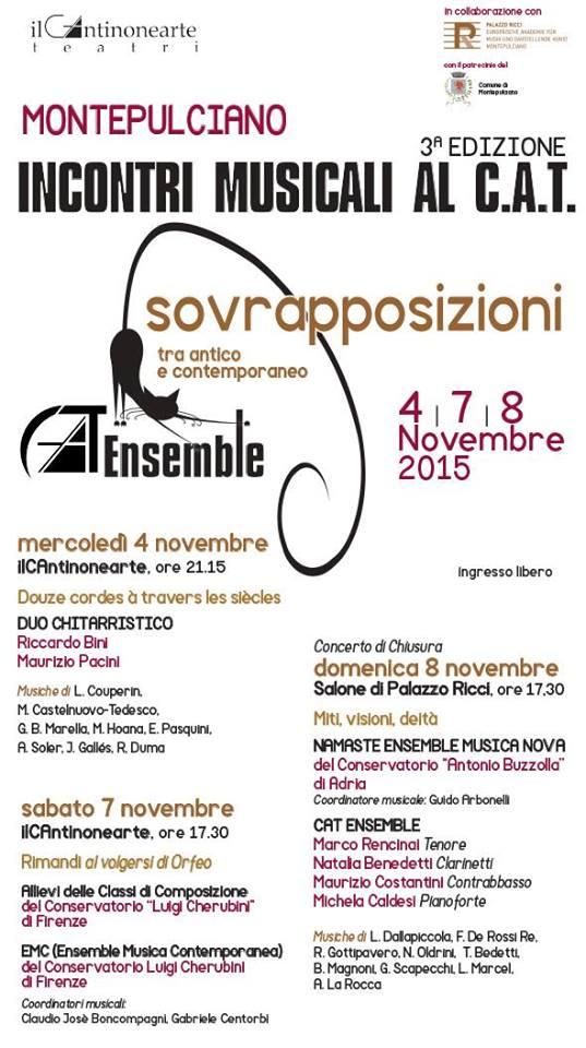 [cml_media_alt id='3585']Montepulciano 2015 - Incontri Musicali al C.A.T. - locandina[/cml_media_alt]